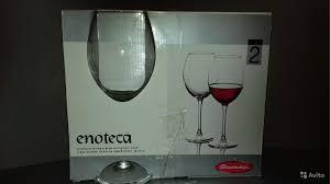 <b>Набор</b> их 2 <b>бокалов</b> для вина <b>545 мл</b>. Турция 24 см купить в ...