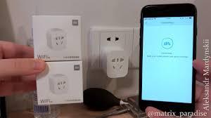 Xiaomi <b>Mi</b> WiFi <b>Smart Power Plug</b> Mijia ZNCZ04CM умная вайфай ...