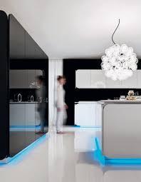 lamp black kitchen lighting