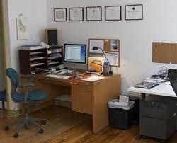 facing basic feng shui office desk