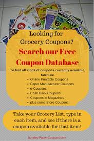 best ideas about sunday paper coupons 17 best ideas about sunday paper coupons coupons couponing for beginners and extreme couponing