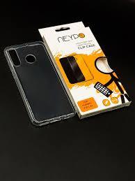 Силиконовый <b>чехол NEYPO для Huawei</b> P30 Lite (прозрачный ...