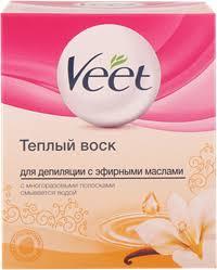 <b>Воск</b> для эпиляции VEET <b>Теплый</b> – купить в сети магазинов Лента.