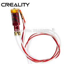 Online Shop <b>Assembled Extruder Hot</b> End kit for CREALITY 3D ...