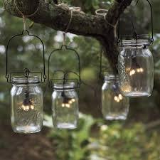 glass mason jar solar string lights ball mason jar solar lights
