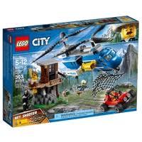 <b>Конструктор LEGO City</b> 60173 Горная полиция: Арест купить по ...