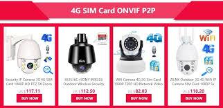 Generic 3G <b>4G</b> caméra Sim carte <b>2MP</b> 1080 P <b>HD</b> extérieur sans fil ...