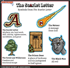 the scarlet letter in the scarlet letter click the symbolism infographic to hester s scarlet letter