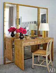 1000 ideas about tri fold mirror on pinterest mirrors vanity with mirror and dressing tables added drama mirrored bedroom furniture