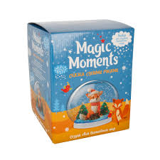 """""""<b>Magic</b> Moments"""" <b>Набор</b> Волшебный шар """"Зимний лис"""" mm-23 ..."""