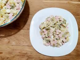 <b>Салат</b> Ольвье - пошаговый рецепт с фото | Будет Вкусно