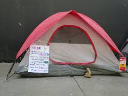 photo essay displacement in the mission acirc missionlocal we are real people reads a sign posted by a homeless camper on his tent city officials planned to kick out campers on division and bryant streets the