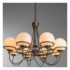 Подвесная <b>люстра Arte Lamp</b> Bergamo <b>A2990LM</b>-<b>8AB</b>. — купить в ...