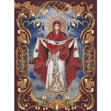 3d Diy Diamond Painting Cross Stitch Religion Icon of Leader ...