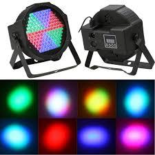 25W DMX512 <b>RGB LED Effect</b> Light <b>Stage</b> Lighting sound active ...