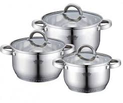 Купить <b>Набор</b> посуды <b>Bohmann BH</b>-<b>0715</b> по выгодной цене в ...