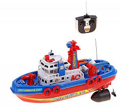 Игрушка <b>СИМА</b>-<b>ЛЕНД</b> Катер Пожарная охрана 552656 Купить ...