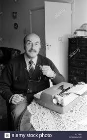 comedy script writer talbot rothwell at work in his fulking comedy script writer talbot rothwell at work in his fulking sussex home he