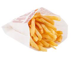 <b>Картофель фри</b> - Сеть кафе Цыплята по-английски (SFC Chicken)