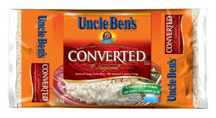 Image result for uncle ben's converted rice
