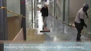 leveling concrete floors photos