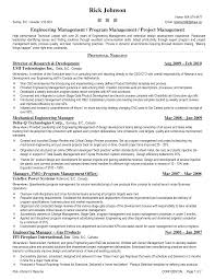 design resume skills resume  tomorrowworld co   sample resume of a project manager mechanical engineering skills resume