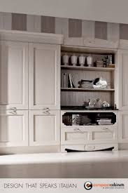 kitchen solution traditional closet: imperial presents a traditional kitchen solution that bridges industrial organization with the hand crafted methods