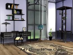 shinokcrs art deco home office art deco office
