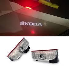 <b>2PCS</b> Wireless <b>Led</b> Car <b>Door</b> Welcome Laser Projector Logo Ghost ...