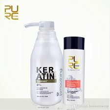 <b>PURC 8</b>% <b>Formalin Keratin</b> 300ML Brazil <b>Keratin</b> Treatment 100ml ...