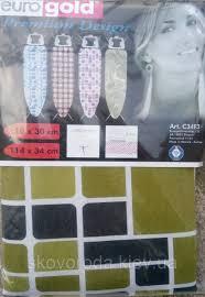 <b>Чехол</b> сменный для гладильной доски <b>Eurogold Premium C34F3</b> ...