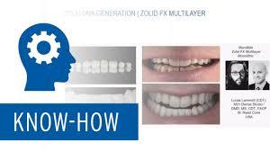 Zolid FX <b>Multilayer</b> vs. Zolid HT+ <b>zirconia</b> - Unterstand the key ...