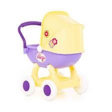 "<b>Коляска</b> для кукол ""<b>Arina</b>"" 4-х колёсная (в пакете)"