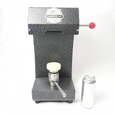 Cannular Compact <b>Canning</b> Machine - Bench-top Can Seamer