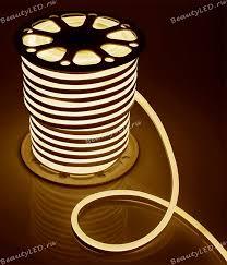 Купить <b>LED Neon</b>-<b>Light 15х25мм</b>, 1 м, 120 <b>led</b>/м, теплый белый в ...