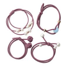 <b>PLAYTODAY Резинка</b> для волос 78659 192717 фиолетовый ...