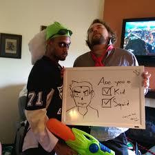 Brotha Dom, #Splatoon #meme #Miiverse #youreakidyoureasquid... via Relatably.com