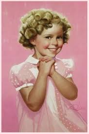 「1935, shirley temple awarded academy special award as the youngest」の画像検索結果
