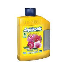<b>Удобрение</b> Грин Бэлт <b>Агрикола для орхидей</b>, 250 мл - купите по ...