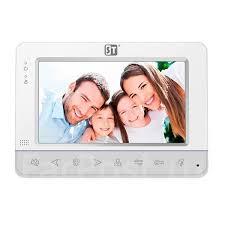 Монитор <b>видеодомофона</b> с памятью <b>Space Technology ST</b>-M101 ...