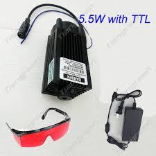 5.5 Вт <b>лазерный</b> модуль 445nm фокусировки синий <b>лазерной</b> ...