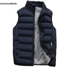 Best value Winter <b>Mens</b> Warm Sleeveless <b>Vest Men Cotton</b> Hooded ...