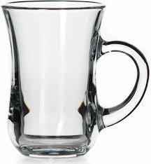 """<b>Кружка Pasabahce</b> """"Чай и кофе"""", 140 мл Силикатное стекло ..."""