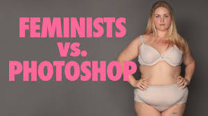 feminists vs photoshop the new fckh campaign where women stand feminists vs photoshop the new fckh8 campaign where women stand up to sexist beauty standards