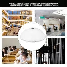 <b>Audio</b> Pickup Device Low Noise <b>Audio</b> Pickup Microphone for <b>CCTV</b> ...