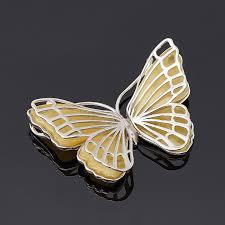 <b>Кулон янтарь</b> серебро 925 пр