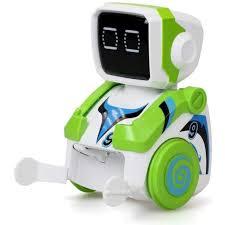 Игрушка радиоуправляемая <b>Silverlit</b> «Робот <b>футболист Кикабот</b> ...