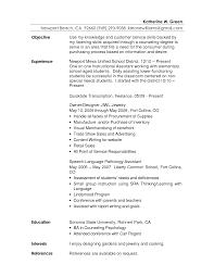 Customer Services Skills Resume Resume For A Job Teacher Resume