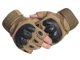<b>Тактические перчатки без пальцев</b>