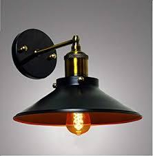 Glitz Edison <b>Wall</b> Lamp <b>Antique Vintage</b> Industrial Loft, E27 Holder ...